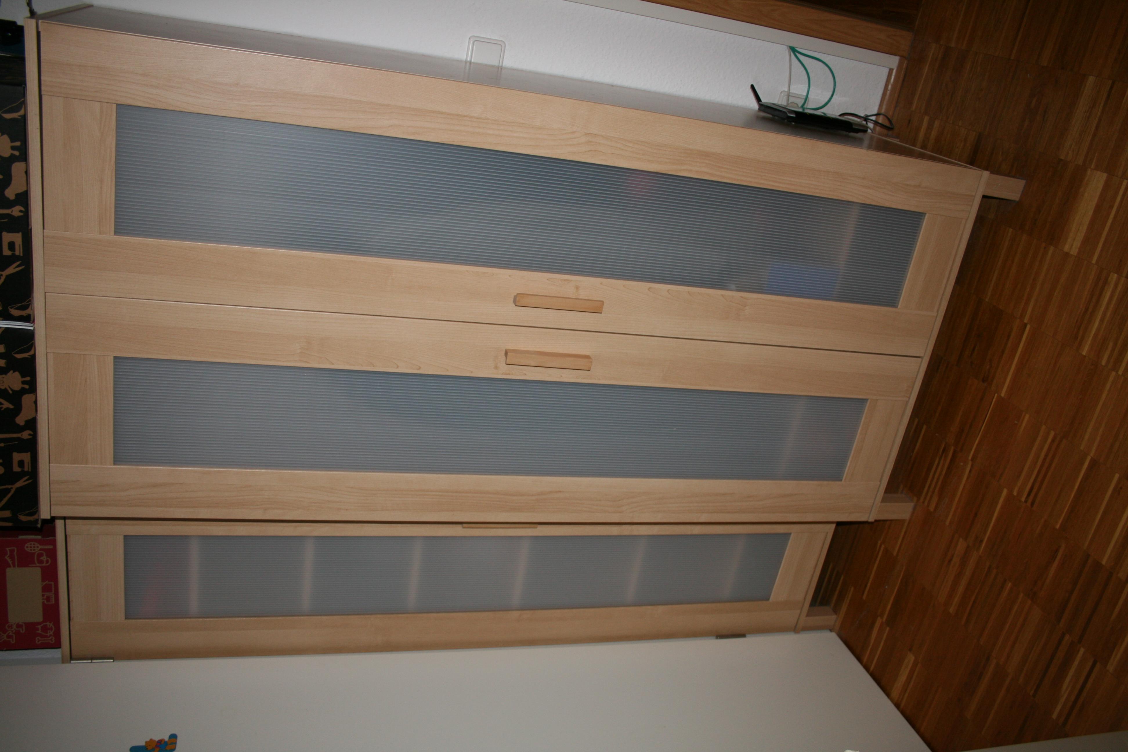 eXma » [verkaufe] Ikea Schrank Aneboda