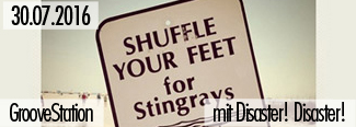Shuffle Your Feet : Disaster!Disaster!