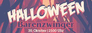 Halloween im Bärenzwinger