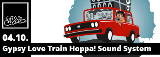 The Gypsy Love Train Hoppa Sound System
