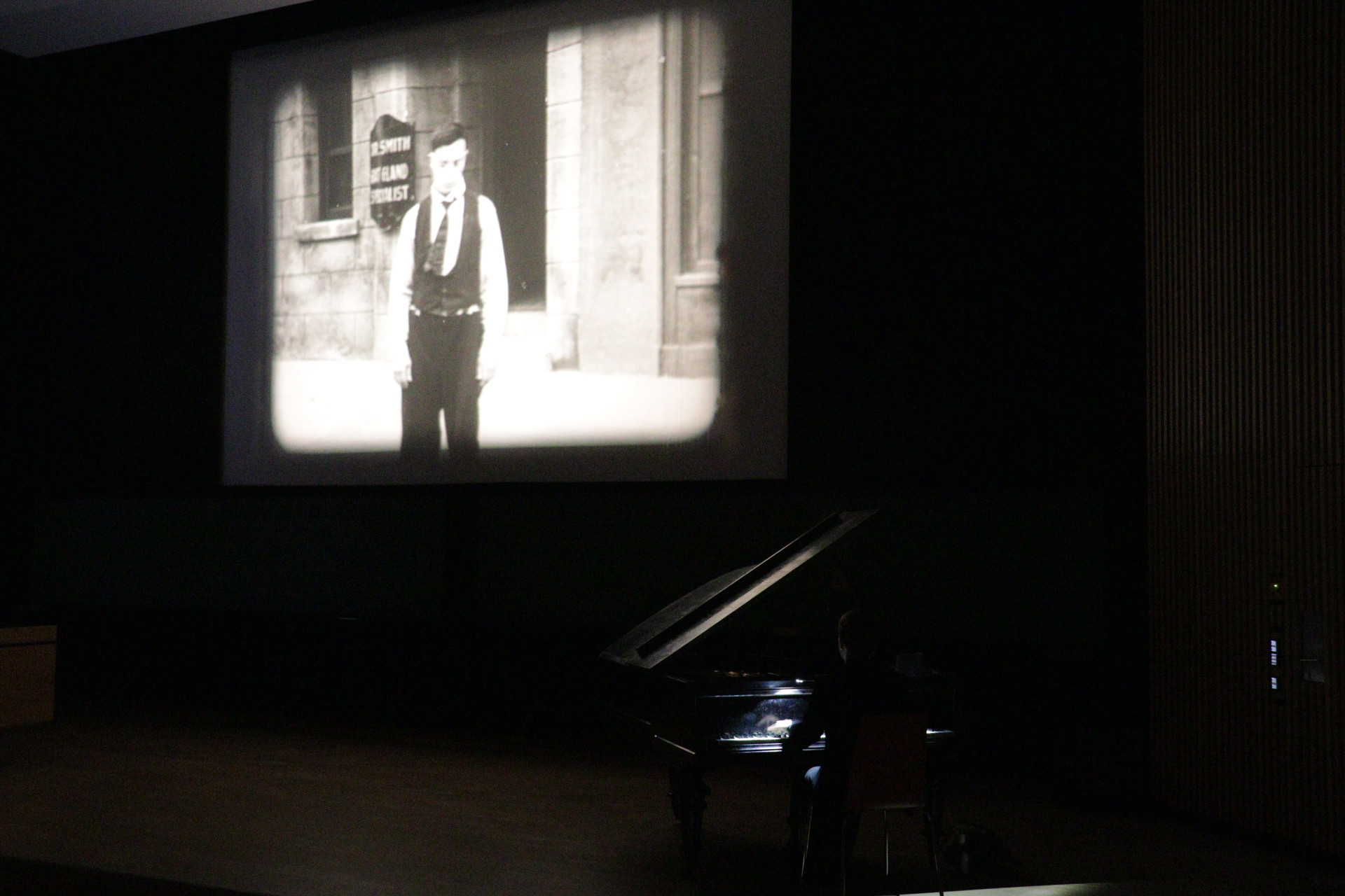 Buster Keaton Stummfilme mit Livemusik