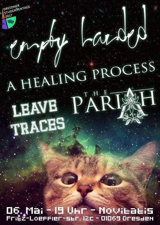 EmptyHanded, ThePariah, AHealingProcess