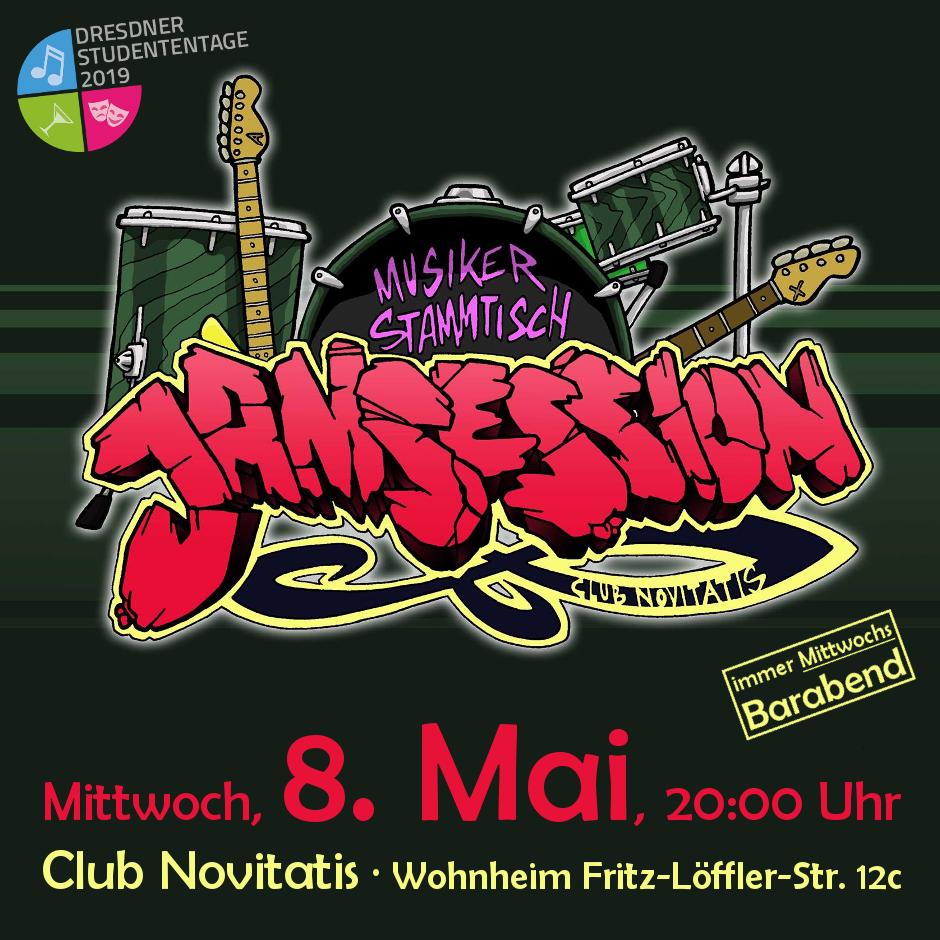 MUsikerSTAmmtiSCH – JamSession