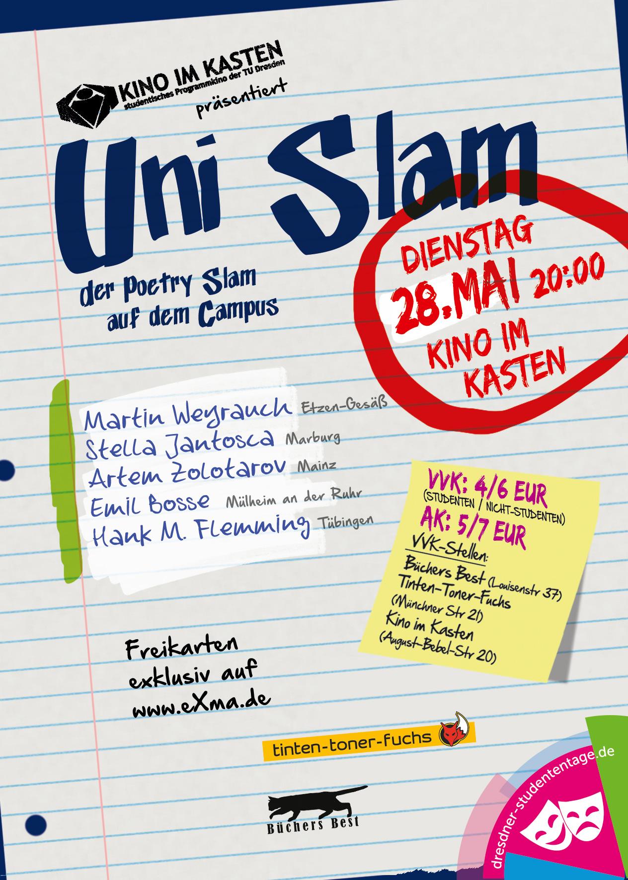 Uni Slam 2019