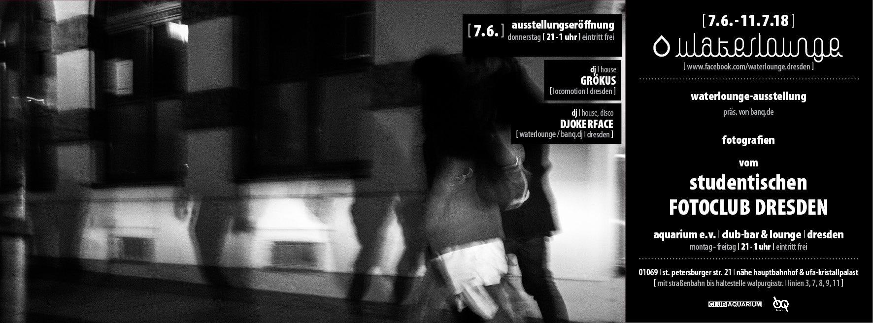 Waterlounge – Fotoclub Dresden