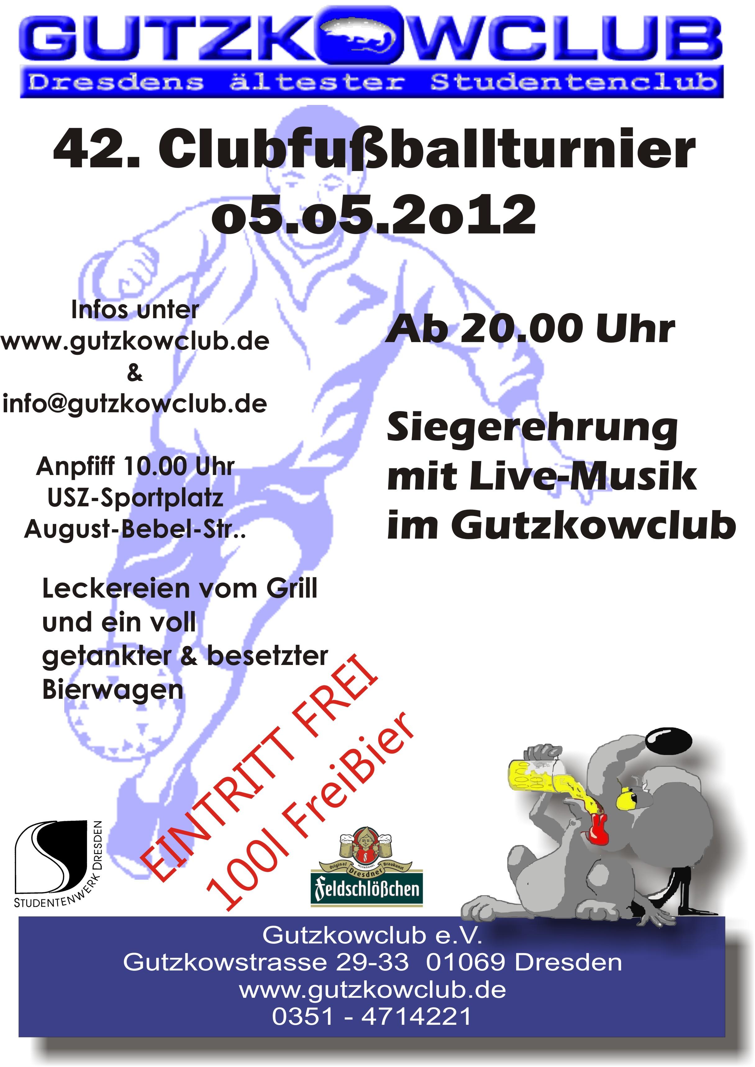 42. Clubfussballturnier