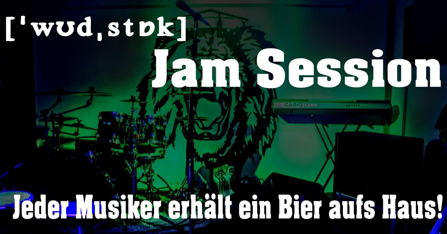 [ˈwʊdˌstɒk] - Jamsession Nr. 81
