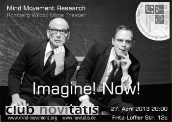 Imagine! Now! – Pantomime International