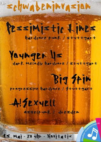 PessimisticLines YoungerUs BigSpin ASXL