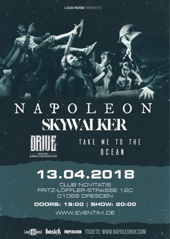 Napoleon + Skywalker + Special Guests