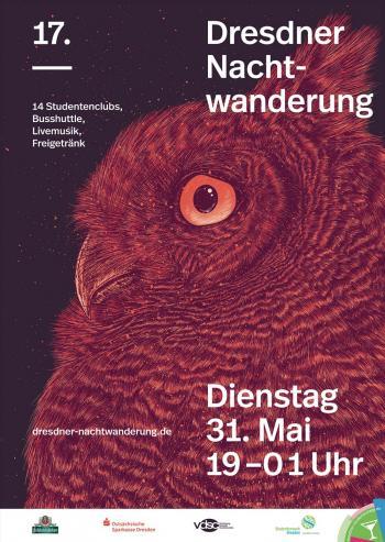 17. Dresdner Nachtwanderung