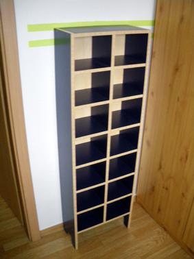 exma verkaufe schreibtisch regale. Black Bedroom Furniture Sets. Home Design Ideas