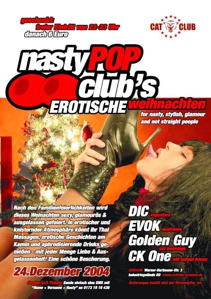 exma nastypopclubs erotische weihnachten cat club 24. Black Bedroom Furniture Sets. Home Design Ideas