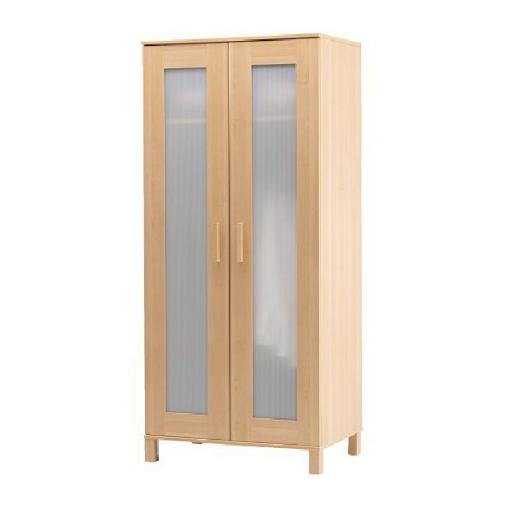 Ikea Godmorgon Tall Cabinet ~ Bild Ikea Aneboda Kleiderschrank 2 Tuerig Weiss 14587855 280 0 0 200