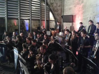 Der Zwinger swingt - TU Big Band live
