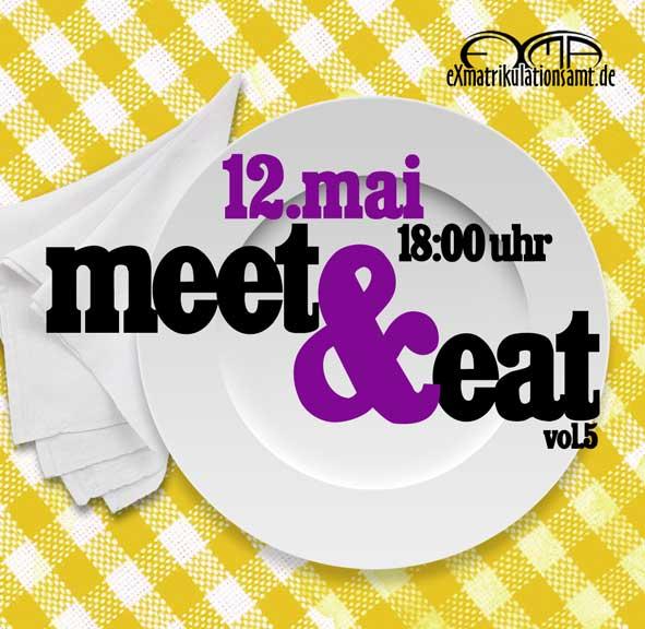 meet&eat - zum mitmachen!
